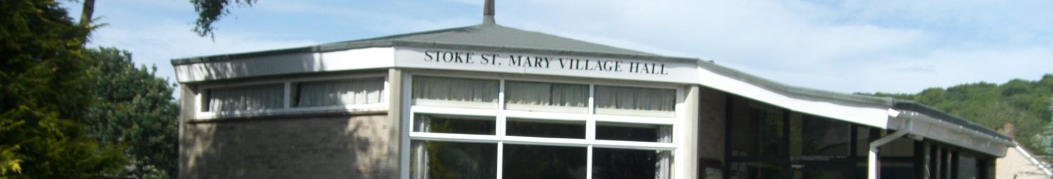 Stoke St Mary Community Website